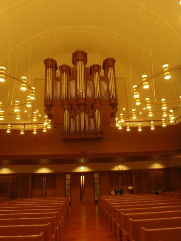Eiko Church, organ - Kobe